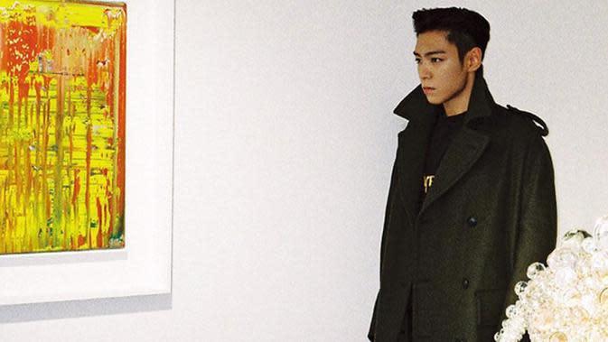 TOP BigBang (Instagram/choi_seung_hyun_tttop)