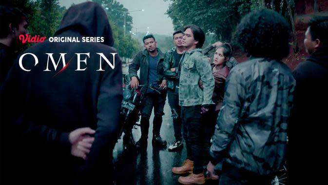 Vidio Original Series Omen. (Sumber: Vidio)