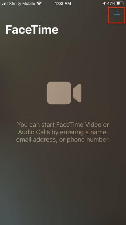 FaceTime Groups