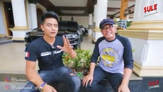 Sule dan Hardi, pembeli mobil mewah Rp 4,25 Miliar (YouTube/ SuleChannel)