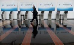 Departemen Keuangan AS mengatakan kesepakatan pinjaman dicapai dengan tujuh maskapai penerbangan di tengah krisis
