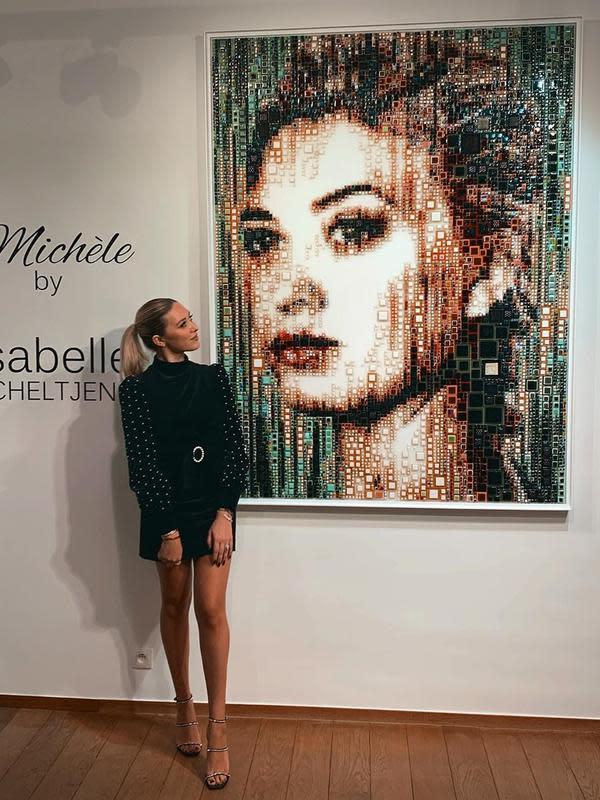 Michele Lacroix. (foto: https://www.instagram.com/lacroixmichele)