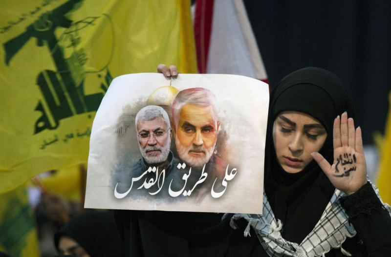 Hizbullah katakan serangan terhadap pasukan AS di Irak baru dimulai