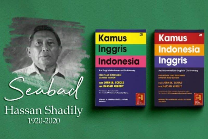 Mengenang satu abad Hassan Shadily, perancang kamus Indonesia-Inggris
