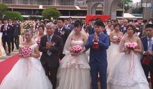 大甲媽嫁女兒婚禮 見證50年金婚
