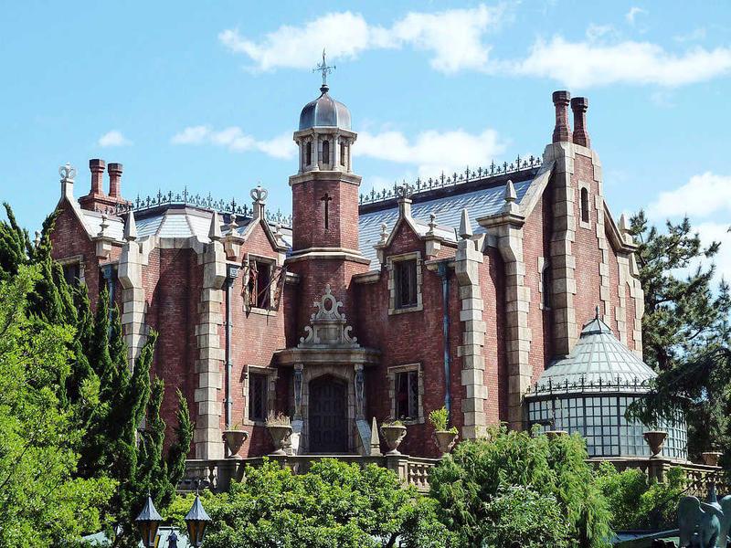 東京迪士尼樂園 (Japan, Tokyo Disneyland)