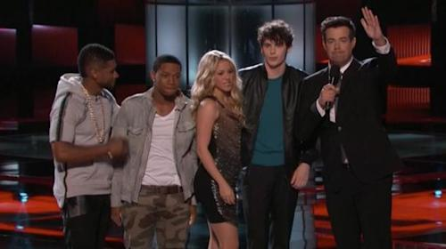'The Voice' Top 12 Results: The Rookie Coaches' Rough Night