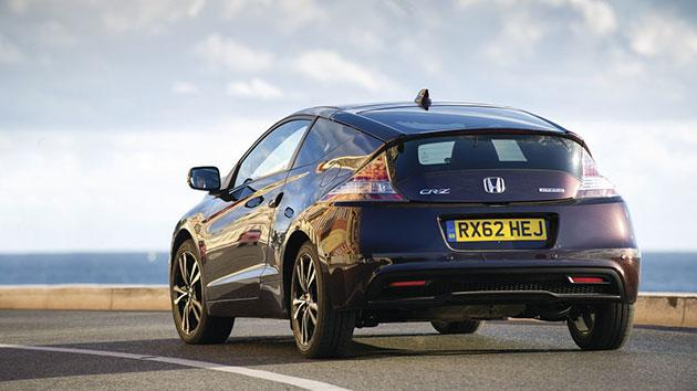 2014 Honda CR-Z, seeking a wilder mild hybrid: Motoramic Drives