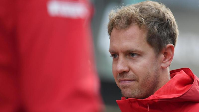 Vettel close to ban after Monza blunder