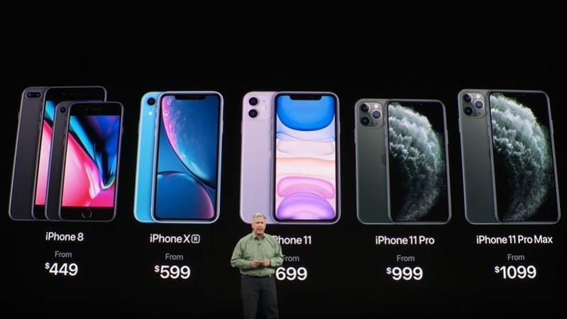 蘋果新機發表後,你對iPhone新機有興趣嗎?