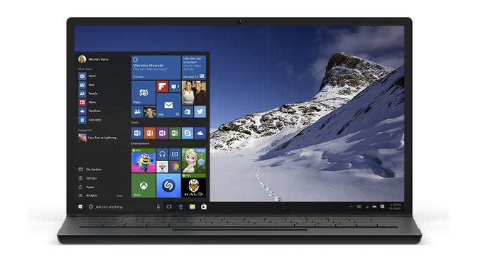 Windows 10 (Microsoft)