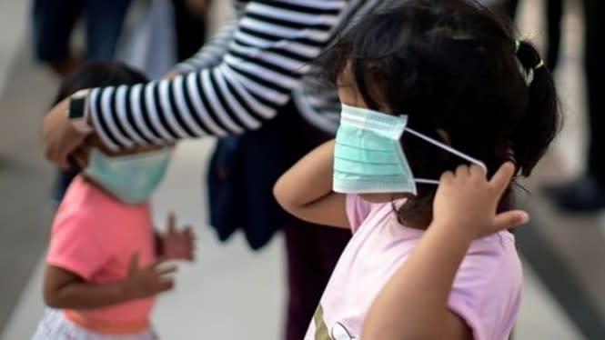 Studi Baru, Anak-anak Bawa Virus Corona Lebih Lama Dibanding Dewasa