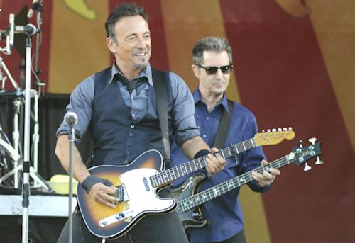 See Bruce Springsteen's Short Film for 'Hunter of Invisible Game'