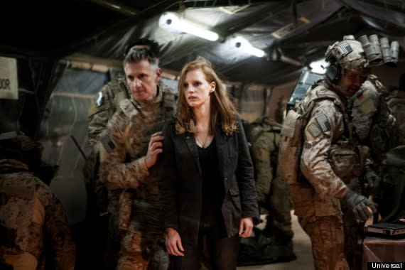 Chicago Film Critics Name 'Zero Dark Thirty' Best Picture