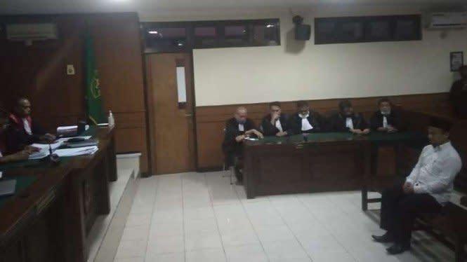 Guru di Sleman Dihukum Bui 1,5 Tahun akibat Tragedi Kegiatan Pramuka