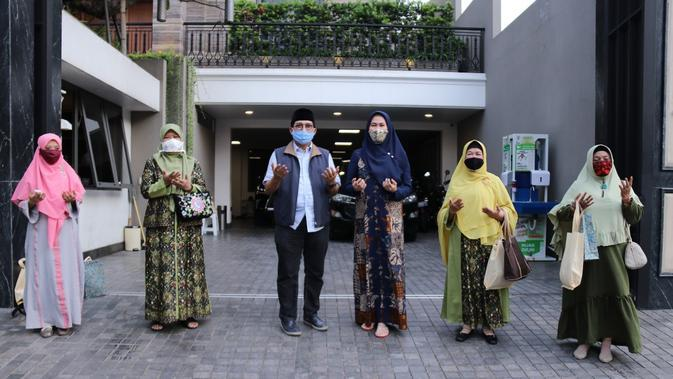Muslimat NU Solid Satu Suara Menangkan Machfud Arifin di Pilkada Surabaya