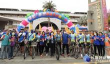 單車漫遊美西港 運動樂活訪古厝