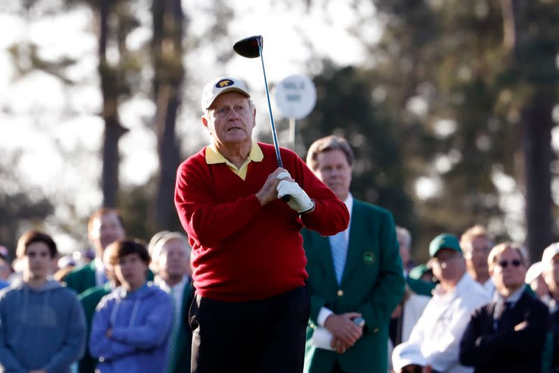 Jack Nicklaus says he was ill with COVID-19 earlier this year