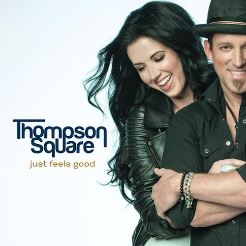 "This CD cover image released by Stoney Creek shows ""Just Feels Good,"" by Thompson Square. (AP Photo/Stoney Creek)"