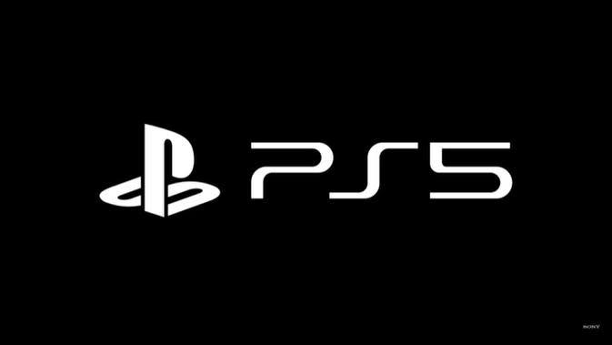 Sony umumkan logo konsol PS5 di CES 2020. (Doc: Sony)