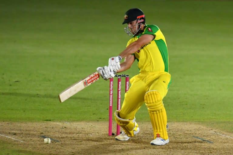 Marsh stars as Australia regain top spot in T20 rankings from England