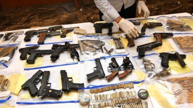 Penembakan Misterius Terjadi di Tangsel, Ada di 7 Lokasi