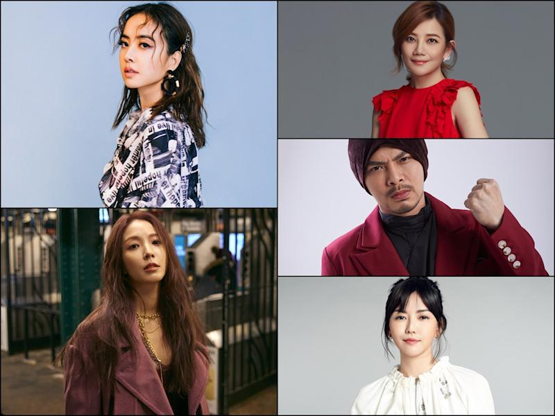 Jolin Tsai, BoA, Fish Leong, Namewee and Stephanie Sun are some of performers at One Love Asia Festival Singapore 2021.