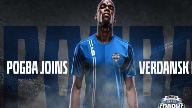 Pogba Resmi Gabung Klub Baru, tapi Bukan Juventus