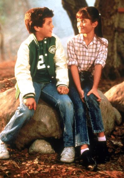 Kevin Arnold and Winnie Cooper (Wonder Years)
