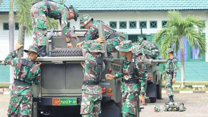 Mengenal Kunci Kekuatan Satuan Bantuan Tempur TNI AD