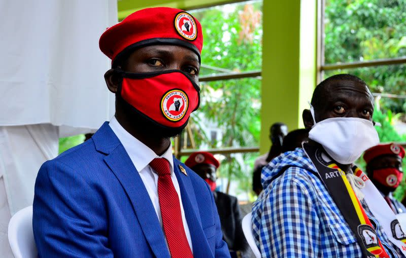 Ugandan move to regulate online activity is tool to curb dissent ahead of polls - rights groups