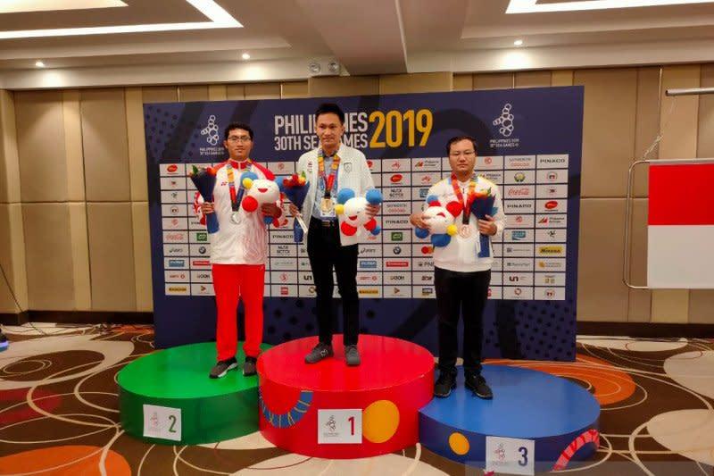 Mahasiswa IKIP BU Malang sumbang medali perak catur SEA Games 2019