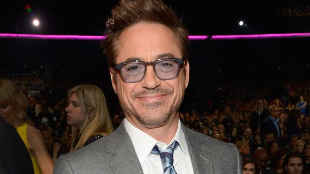 Robert Downey Jr. heads down memory lane for 'The Entire History Of You'