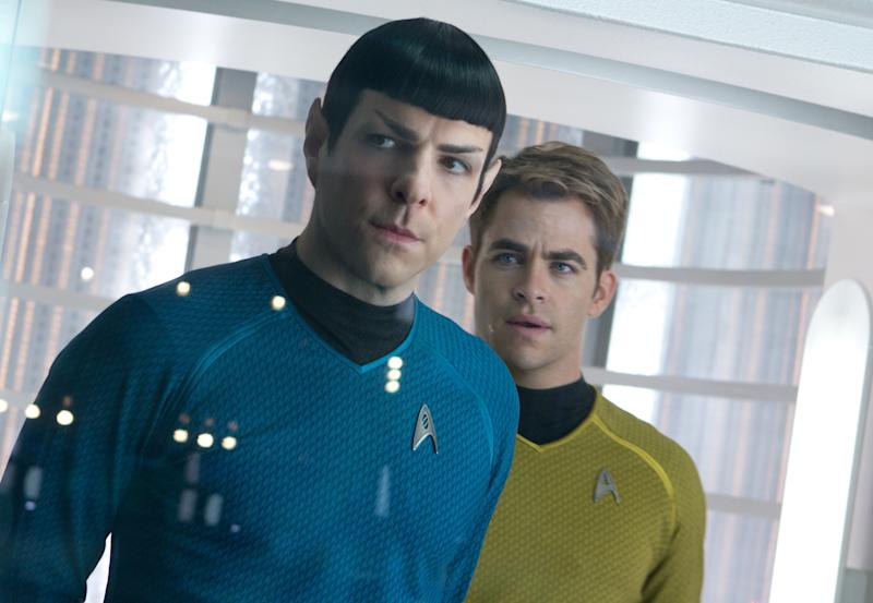 Zachary Quinto Thinks 'Five-Year Mission' Will Be Part of 'Star Trek 3′
