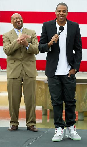 Jay-Z Will Invite Obama to Play His Philadelphia Music Festival