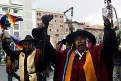 Presiden sementara Bolivia: Morales tidak boleh ikut pemilu baru