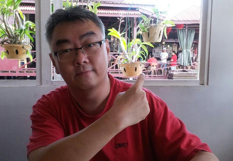 Idang Susukan was reported to be involved in the abduction and beheading of Sarawakian tourist Bernard Then (pic) on November 17, 2015.
