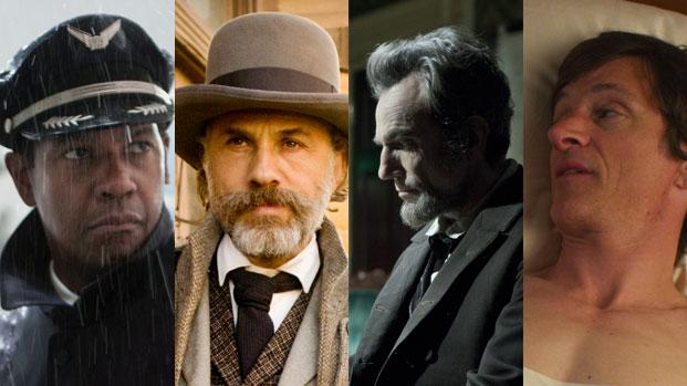 Daniel Day-Lewis, John Hawkes, and Denzel Washington top the 10 best-actor contenders
