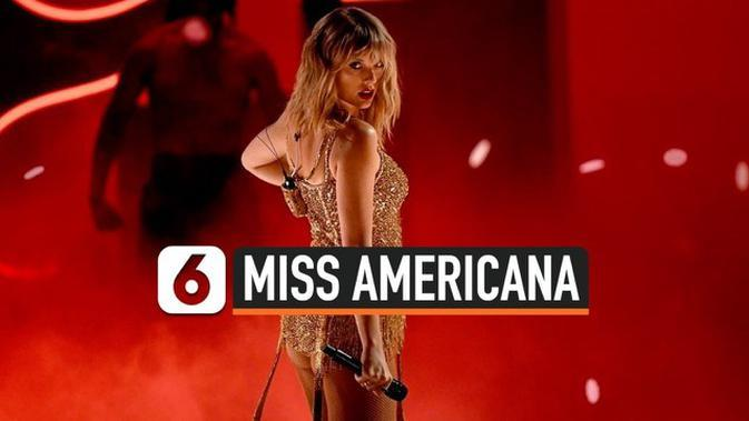 VIDEO: Trailer Taylor Swift Miss Americana Resmi Dirilis