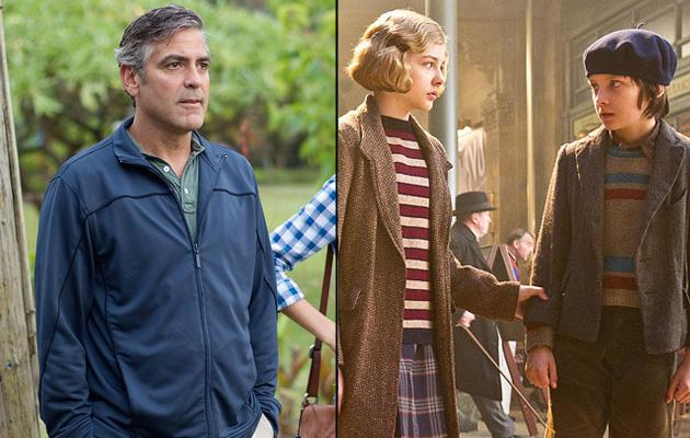 The National Board of Review Spreads Their Love – and Gives George Clooney and 'Hugo' a Big Wet Kiss