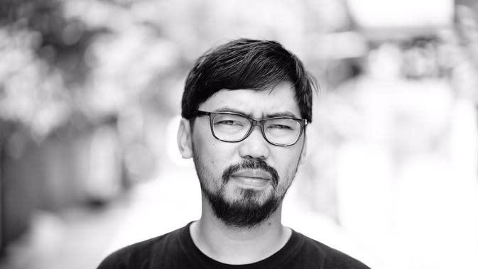 BERANI BERUBAH: Panji Indra Membuat Karya di Tengah Pandemi Sekaligus Membantu Sesama Lewat The Cyclist Potrait