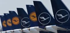 Lufthansa rundingkan penyelamatan 10 miliar dolar dengan Berlin