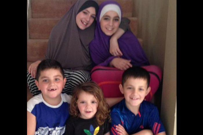Aussie IS orphans removed from Syria camp