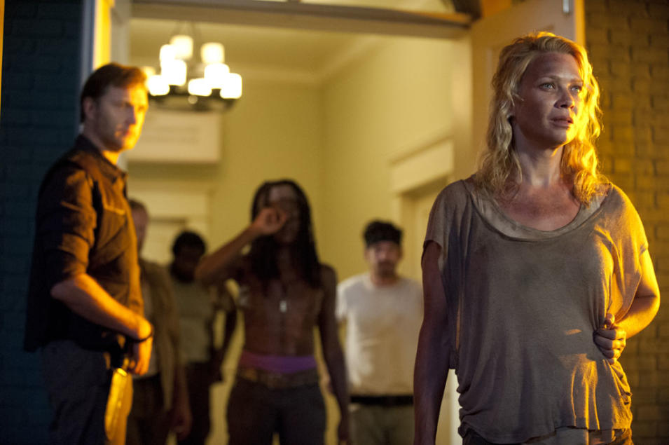 """""""The Walking Dead"""" -- """"Walk With Me"""""""
