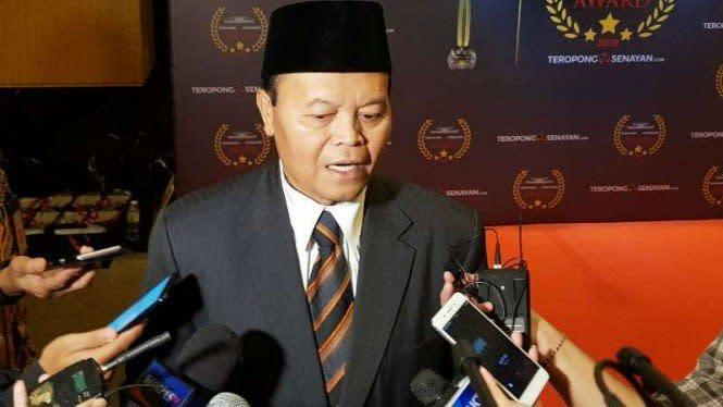 Wakil Ketua MPR Doakan Penabrak Hanafi Rais Melaksanakan Kewajibannya