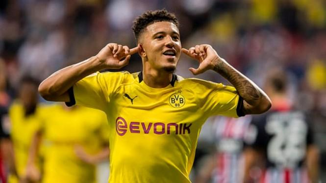 Dortmund Peringatkan MU soal Jadon Sancho