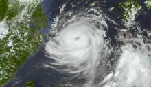 未來有機會變成強颱 巴威狂風豪雨襲擊濟州島