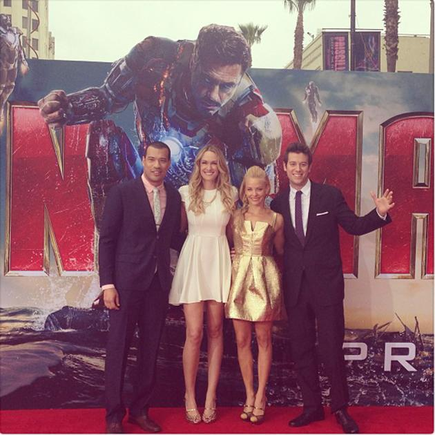 Best of 'Iron Man 3′ Premiere in Less Than Four Minutes
