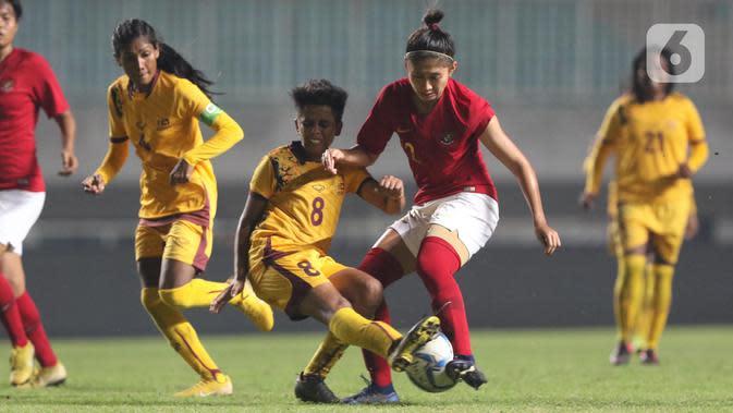 5 Potret di Luar Lapangan Bintang Timnas Indonesia dan Persija Putri, Zahra Muzdalifah