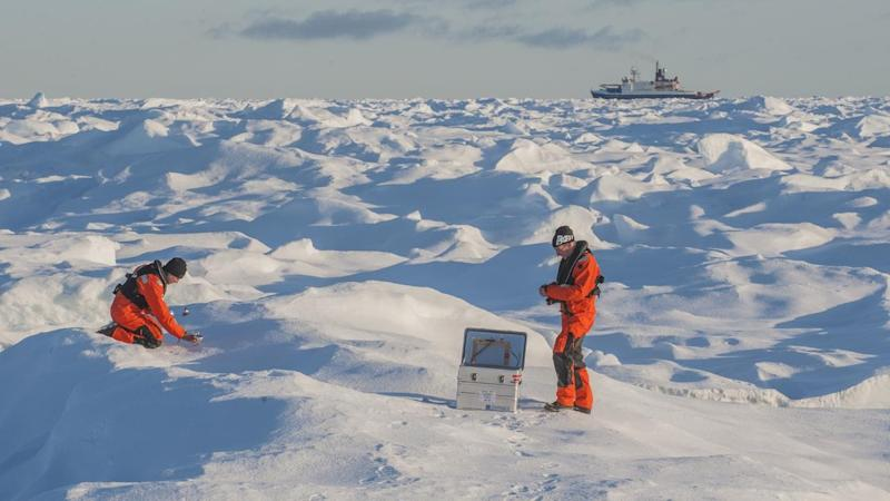 (FILE) ARCTIC CLIMATE SYSTEM RESEARCH